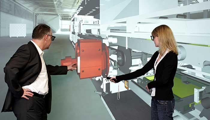 تکنولوژی واقعیت مجازی یا واقعیت افزوده در مهندسی عمران